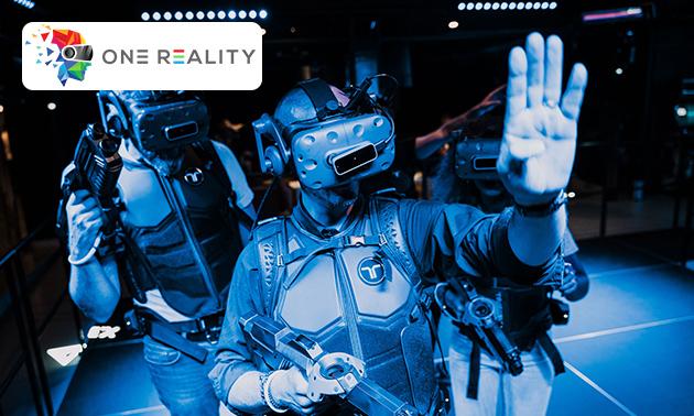 Expérience de réalité virtuelle (1h) pour 1 à 4 personnes