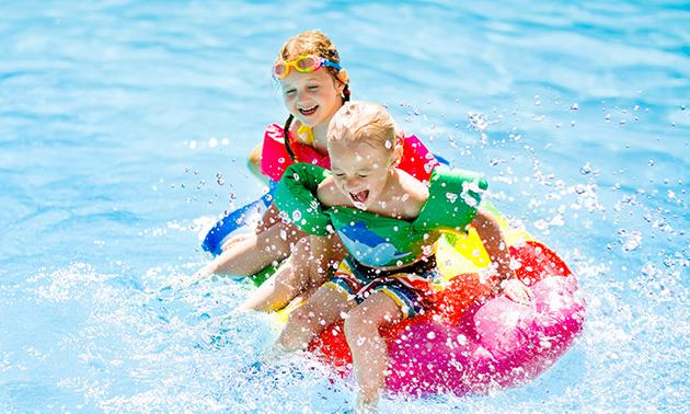 5x zwemmen bij Optisport Tolhuisbad