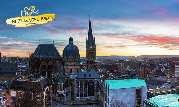 Öcher Köpp Tour durch Aachen (2 Stunden)