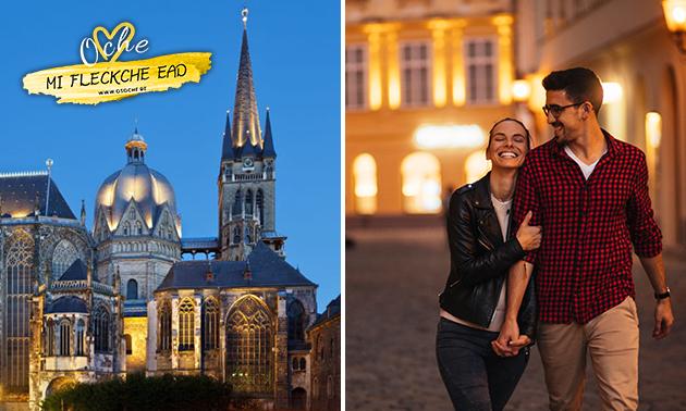 Crime Tour durch Aachen (1,5 Std.) mit Os Oche