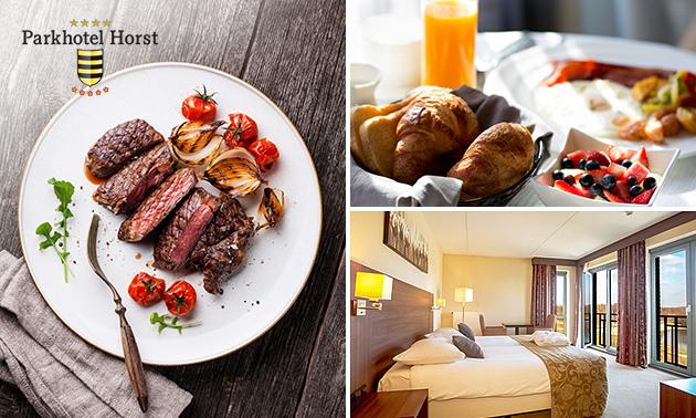 Übernachtung(en) + Frühstück + opt. Menü für 2