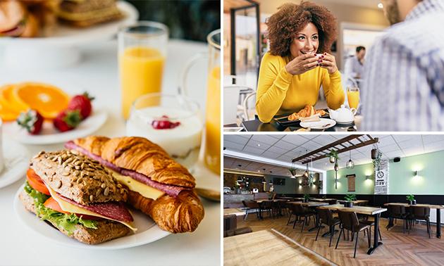 Luxe ontbijt bij Pimmm's Food&Drink