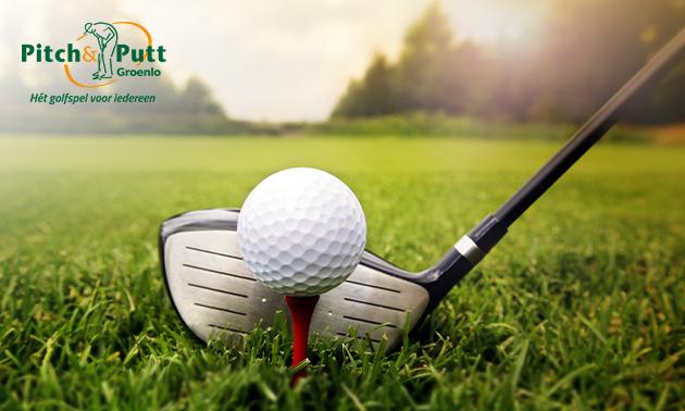 18 holes Pitch&Putt golf