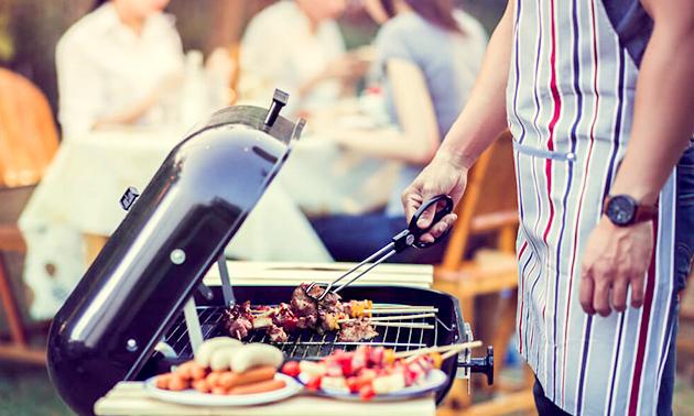 Afhalen: compleet barbecuepakket bij PLUS