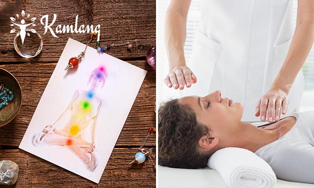 Massage naar keuze (60 of 120 min)