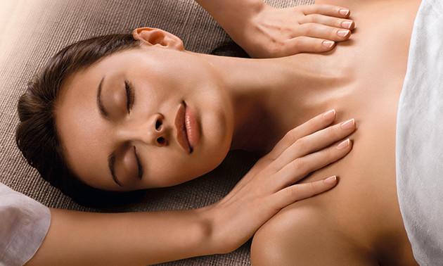 Massage naar keuze (75 min) aan huis