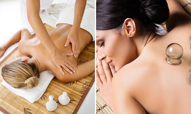 Massage nach Wahl über 30, 45 oder 60 Minuten