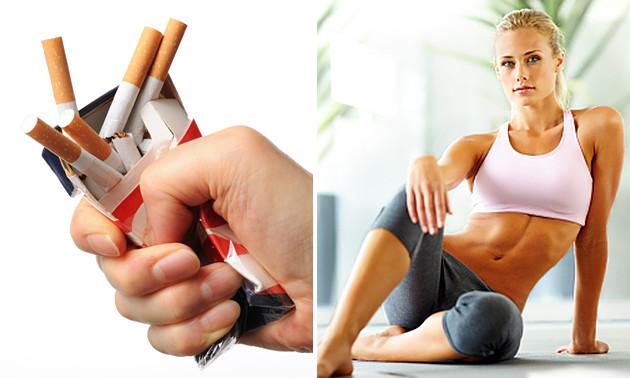 Raucherentwöhnung oder Gewichtsreduktion