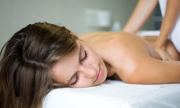 Ontspannende massage (60 min)