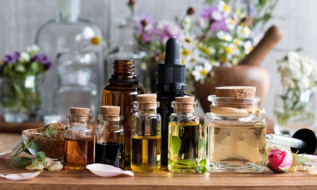 Workshop essentiële oliën maken