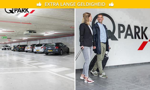 3 tot 22 dagen parkeren nabij Schiphol + bustransfer