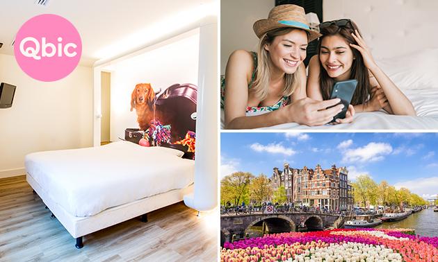 Übernachtung für 2 Personen bei Amsterdam Zuidas