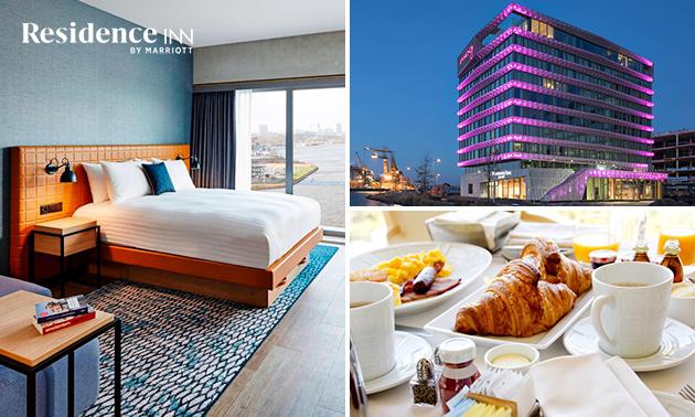 1 oder 2 luxus Übernachtungen für 2 + Frühstück in Amsterdam
