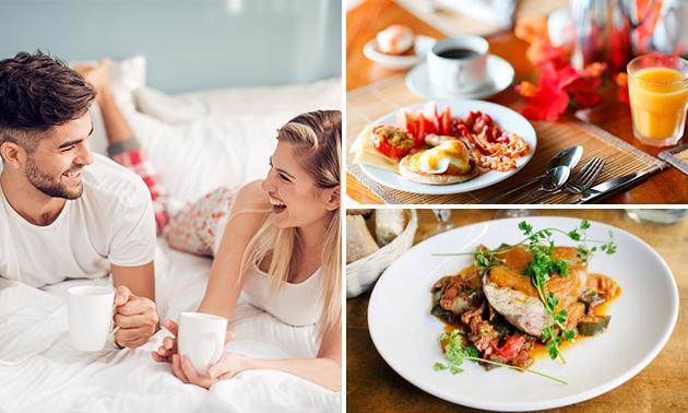 Übernachtung(en) + Frühstück für 2 Personen in Süd-Limburg