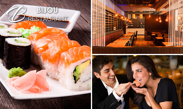 All-You-Can-Eat sushi en grill (3 uur)