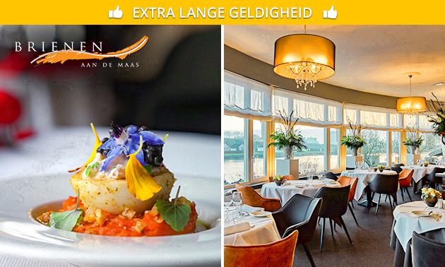 10-gangenproeverij bij Restaurant Brienen aan de Maas