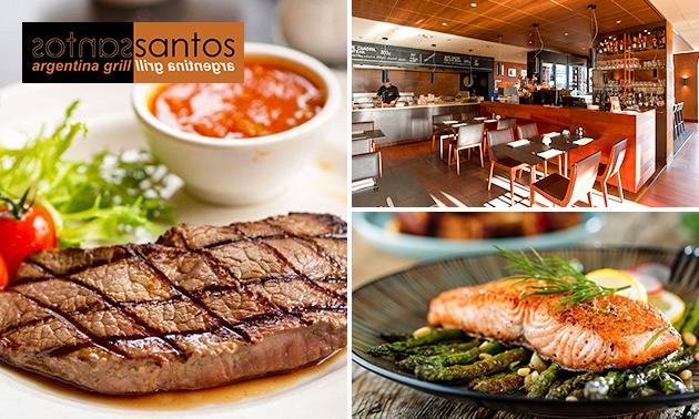 Argentijns diner aan de Scheveningse Boulevard