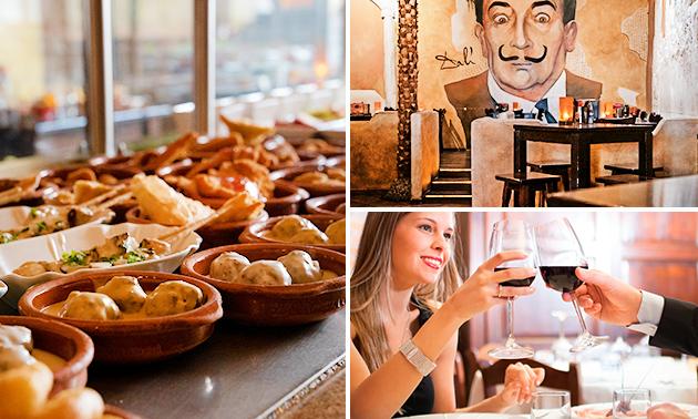Tapas + Cocktail oder Wein für 2 Pers. im Tapa Loca
