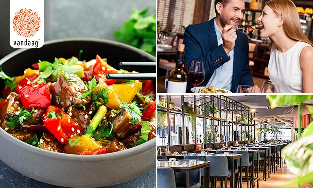 All-You-Can-Eat & Drink (3 uur) bij Vandaag Breda