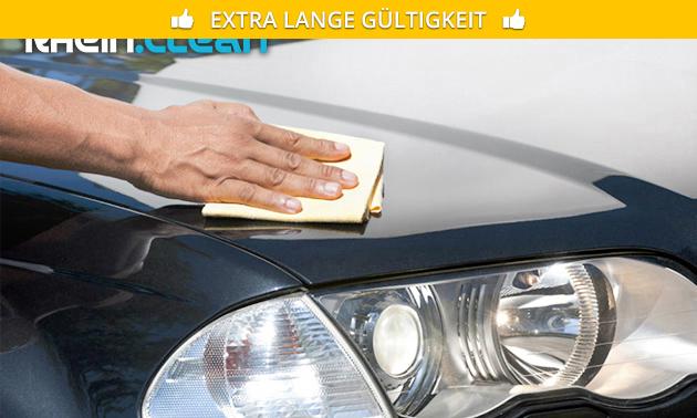 Professionelle Außenreinigung für Dein Auto