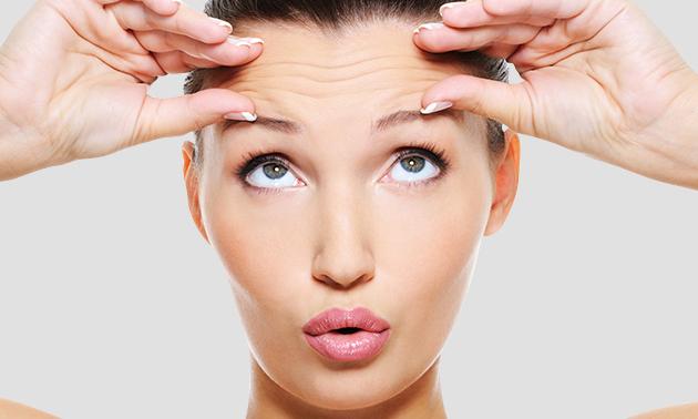 Jett Plasma Lift-behandeling voor decolleté of gezicht
