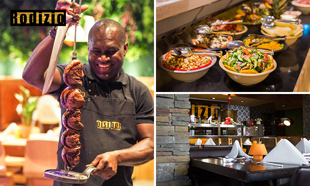 All-You-Can-Eat Braziliaans bij Rodizio