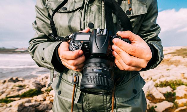 Fotografiecursus (3 of 9 lessen)