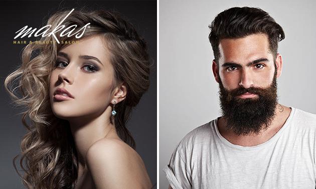 Friseurbehandlung für Damen und Herren