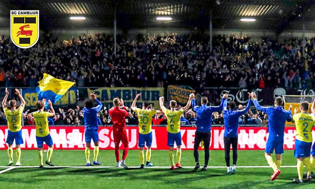 Ticket voor SC Cambuur - Jong Ajax