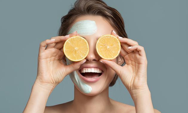 Anti-age gezichtsbehandeling (50 min) + evt. biopeeling