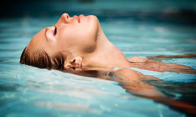 Floating (60 oder 90 Min.) für 1 oder 2 Personen