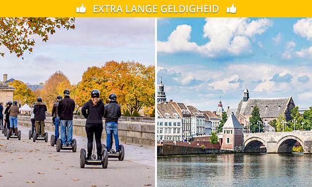 Segwaytour durch Maastricht (2,5 Std.) mit SegEmotion