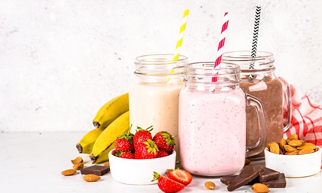 Milkshake(s) naar keuze