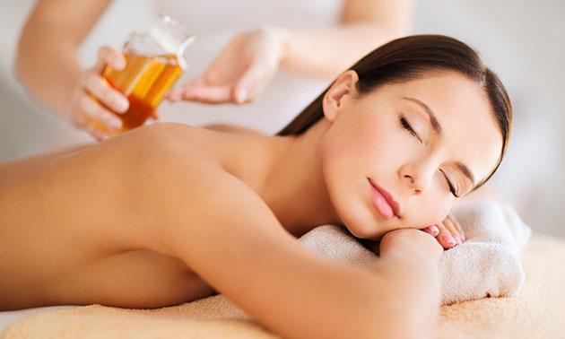 Thai-Aromaöl-Massage (60 Minuten)