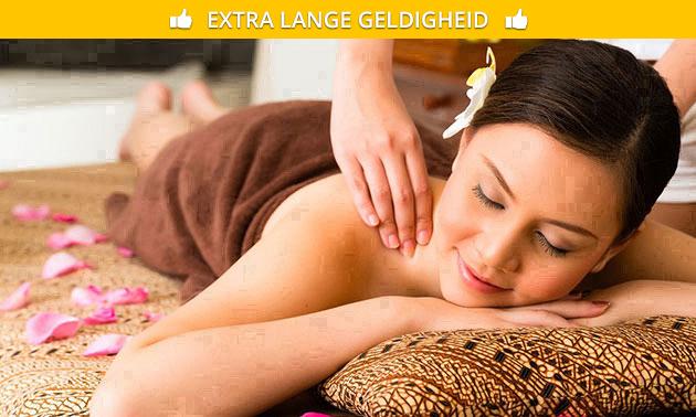 Thaise massage (60 minuten)