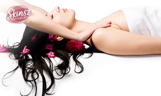 Massage naar keuze (30 of 45 min)