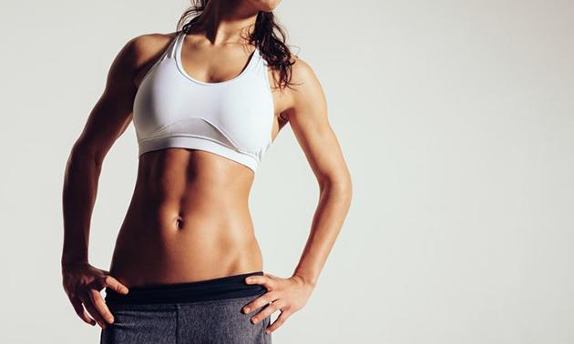 8-rittenkaart slenderen bij Slender Your Body