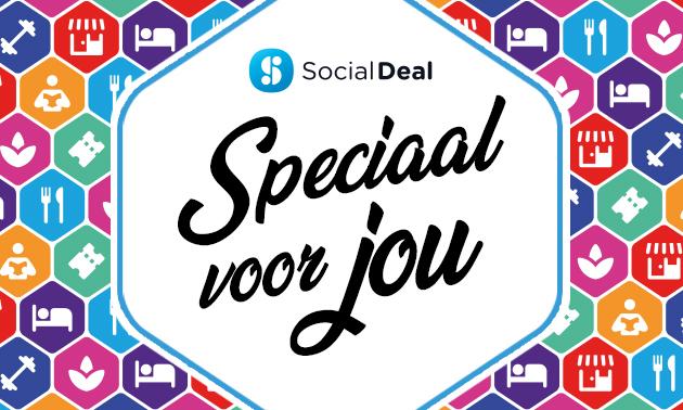 Social Deal-cadeaubon van 5 tot 50 euro