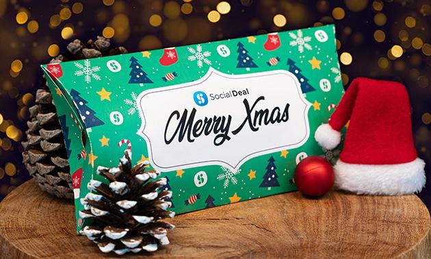 Social Deal-cadeaubon + gratis giftbox