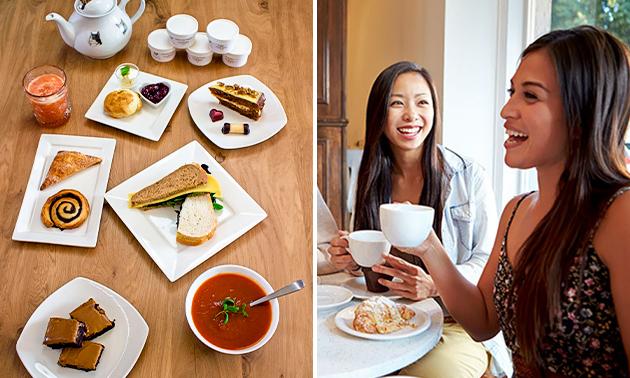 Afhalen: ontbijt of high tea bij Sophie at Home