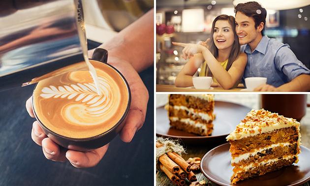 Afhalen: koffie + gebak naar keuze in hartje Vlissingen