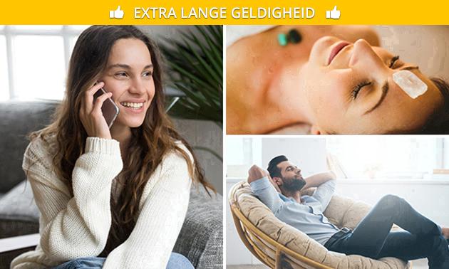 Energetische healing of consult op afstand