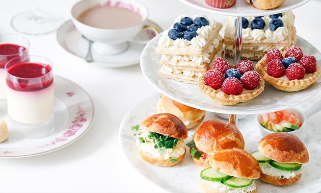 High tea in hartje Barneveld
