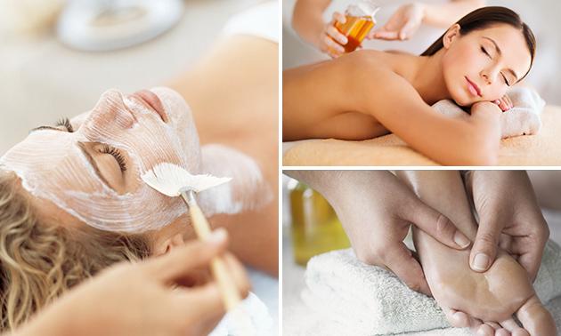 Soin visage (60 min) + evtl. massage au choix
