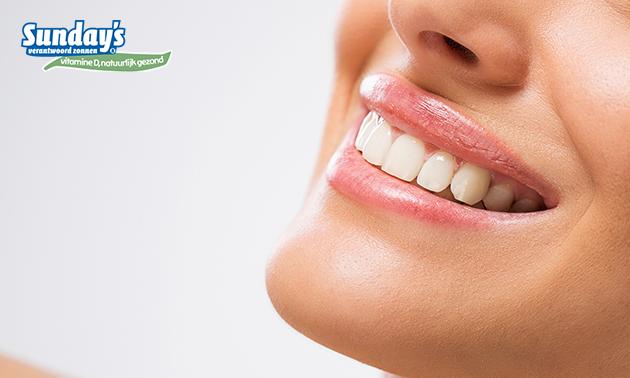 Voor 1 of 2 personen: tandenbleekbehandeling
