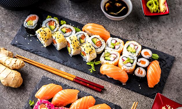 Zum Abholen: Sushi-Box (20 oder 39 Stück)