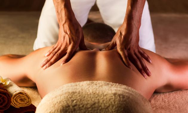 Entspannende Massage (45 oder 60 Minuten)