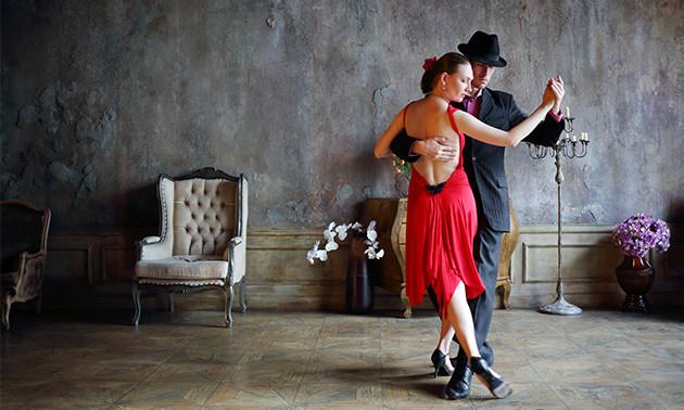1 Monat Flatrate für alle Tanzkurse