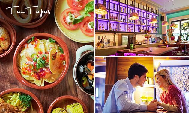 All-You-Can-Eat tapas (2,5 uur) bij TAO Tapas