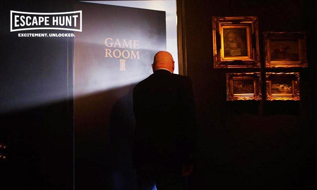 Escaperoom naar keuze bij Escape Hunt Groningen